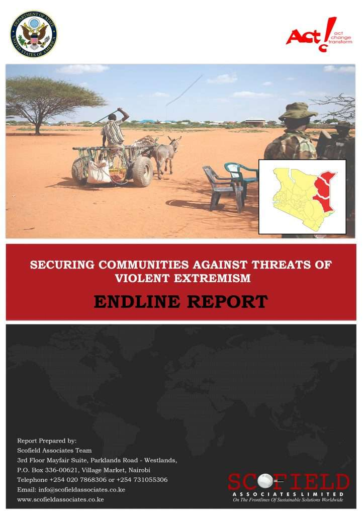 SECURE Report Cover
