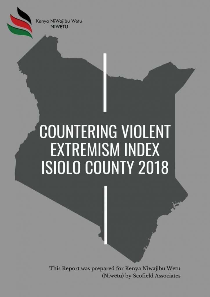 Isiolo CVE Index Report Cover