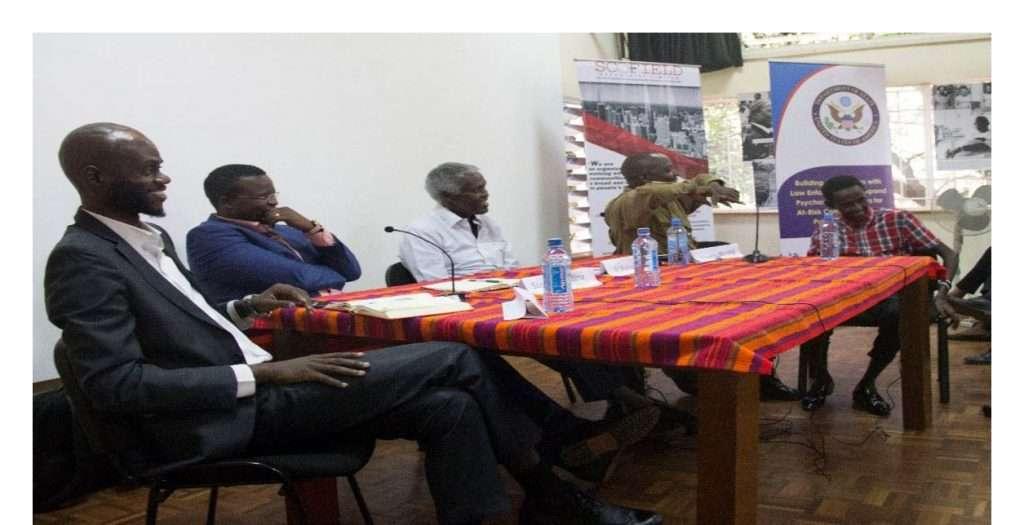 CTI-1 Public presentation and the Rift Valley Institute