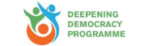 Democratic Rights and Governance Program Logo