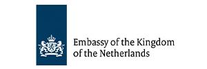 Netherlands Embassy logo